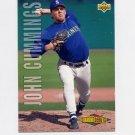 1993 Upper Deck Baseball #503 John Cummings RC - Seattle Mariners