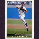 1993 Upper Deck Baseball #369 Steve Sax - Chicago White Sox