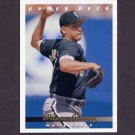 1993 Upper Deck Baseball #350 Wilson Alvarez - Chicago White Sox
