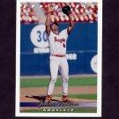 1993 Upper Deck Baseball #343 Julio Valera - California Angels