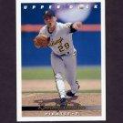 1993 Upper Deck Baseball #284 Randy Tomlin - Pittsburgh Pirates