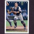 1993 Upper Deck Baseball #179 Kirt Manwaring - San Francisco Giants