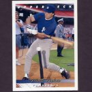 1993 Upper Deck Baseball #116 Matt Nokes - New York Yankees