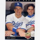 1993 Upper Deck Baseball #022 Billy Ashley - Los Angeles Dodgers