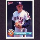 1993 Donruss Baseball #777 Jack Armstrong - Florida Marlins