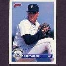 1993 Donruss Baseball #733 Scott Aldred - Colorado Rockies