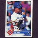 1993 Donruss Baseball #724 Jeff Frye - Texas Rangers