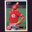 1993 Donruss Baseball #666 Steve Foster - Cincinnati Reds