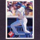 1993 Donruss Baseball #640 Tom Goodwin - Los Angeles Dodgers