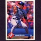 1993 Donruss Baseball #614 Bob Ojeda - Los Angeles Dodgers