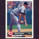 1993 Donruss Baseball #610 Greg Cadaret - Cincinnati Reds