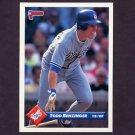 1993 Donruss Baseball #562 Todd Benzinger - Los Angeles Dodgers