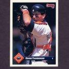 1993 Donruss Baseball #560 Eddie Taubensee - Houston Astros