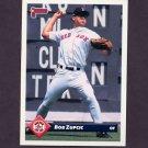 1993 Donruss Baseball #531 Bob Zupcic - Boston Red Sox