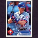 1993 Donruss Baseball #440 Tim Laker RC - Montreal Expos