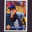 1993 Donruss Baseball #439 Rusty Meacham - Kansas City Royals
