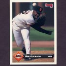 1993 Donruss Baseball #314 Mike Jackson - San Francisco Giants
