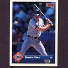 1993 Donruss Baseball #305 Shawn Hare - Detroit Tigers