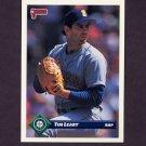 1993 Donruss Baseball #289 Tim Leary - Seattle Mariners