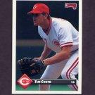 1993 Donruss Baseball #270 Tim Costo - Cincinnati Reds