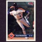 1993 Donruss Baseball #240 Juan Guerrero - Houston Astros