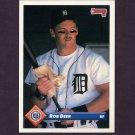 1993 Donruss Baseball #231 Rob Deer - Detroit Tigers