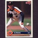 1993 Donruss Baseball #216 Al Osuna - Houston Astros