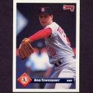 1993 Donruss Baseball #204 Bob Tewksbury - St. Louis Cardinals