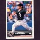 1993 Donruss Baseball #169 Scott Radinsky - Chicago White Sox