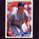 1993 Donruss Baseball #114 Chris Nabholz - Montreal Expos