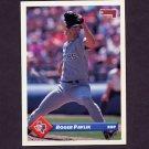 1993 Donruss Baseball #113 Roger Pavlik - Texas Rangers