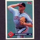 1993 Donruss Baseball #069 Jack Armstrong - Cleveland Indians