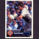 1993 Donruss Baseball #048 Dan Walters - San Diego Padres