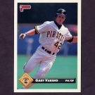 1993 Donruss Baseball #042 Gary Varsho - Pittsburgh Pirates