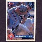 1993 Donruss Baseball #012 Bret Barberie - Montreal Expos