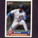 1993 Donruss Baseball #004 Alex Arias - Chicago Cubs