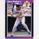 1989 Donruss Baseball #605 Gary Redus - Pittsburgh Pirates