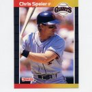 1989 Donruss Baseball #532 Chris Speier - San Francisco Giants