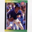 1989 Donruss Baseball #393 Frank DiPino - Chicago Cubs