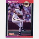 1989 Donruss Baseball #376 Joe Price - San Francisco Giants