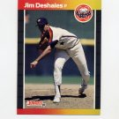 1989 Donruss Baseball #241 Jim Deshaies - Houston Astros