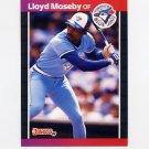 1989 Donruss Baseball #231 Lloyd Moseby - Toronto Blue Jays