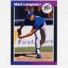 1989 Donruss Baseball #227 Mark Langston - Seattle Mariners