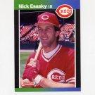 1989 Donruss Baseball #189 Nick Esasky - Cincinnati Reds