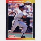 1989 Donruss Baseball #177 Candy Maldonado - San Francisco Giants
