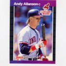 1989 Donruss Baseball #138 Andy Allanson - Cleveland Indians