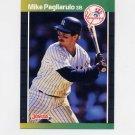 1989 Donruss Baseball #127 Mike Pagliarulo - New York Yankees