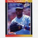 1989 Donruss Baseball #061 Danny Tartabull - Kansas City Royals