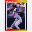 1989 Donruss Baseball #058 Melido Perez - Chicago White Sox