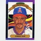 1989 Donruss Baseball #012 Johnny Ray Diamond Kings - California Angels